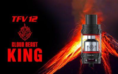 SMOK TFV12 Cloud Beast King Preview
