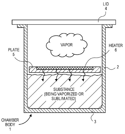 apple vape patent
