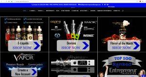pv webpage