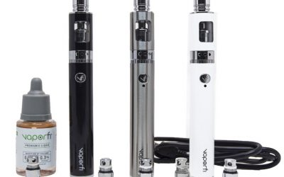 3 Vape Starter Kits With Juice