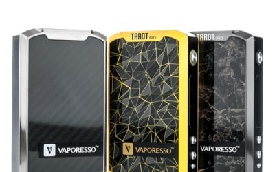Vaporesso Tarot Pro 160w TC Box Mod Review