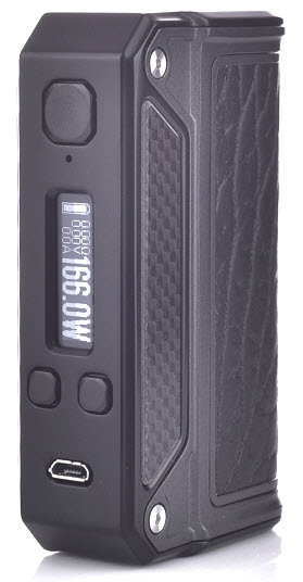 lost vape therion DNA166 tc