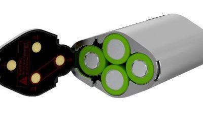 SMOK GX350 Quad 18650 TFV8 Bundle