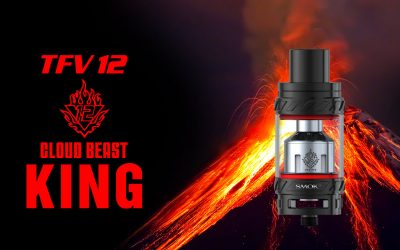 SMOK TFV12 Cloud Beast King Preview