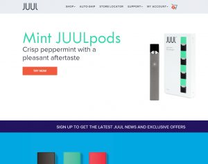 juul vapor website