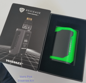 unboxing the wismec reuleaux gen3