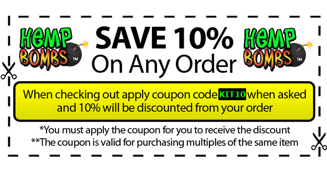 hemp bombs coupon
