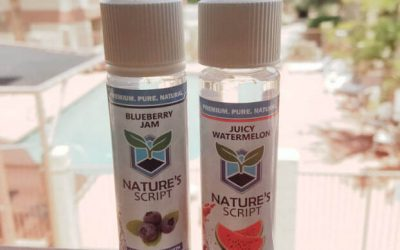 Nature's Script CBD E-Liquid Review